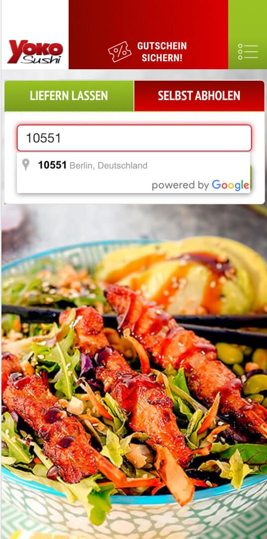 Google Maps Lokalisierung - immer die korrekte Adresse